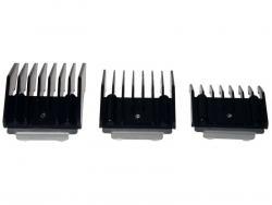 Набор насадок для машинок Moser 1245 (3 штуки)